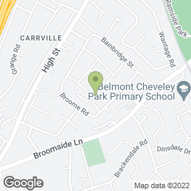 Map of DAWS UPVC MAINTENANCE in Carrville, Durham, county durham