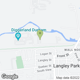 Map of BBS Specialists Ltd in Langley Park, Durham, county durham
