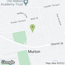 Map of Alpha Printing in Murton, Seaham, county durham