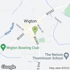 Map of Simply Drinks in Wigton, cumbria