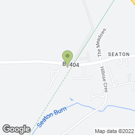 Map of Seaton Buildings & Garden Centre in Seaton, Seaham, county durham