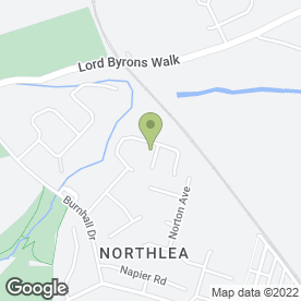 Map of Pets Love Company in Seaham, county durham
