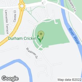 Map of Riverside Physiotherapy Clinic in Chester Le Street, county durham