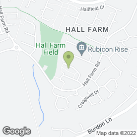 Map of Kitchen Fitter Sunderland in Hall Farm, Sunderland, tyne and wear