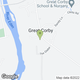 Map of Norbrook Laboratories (GB) Ltd in Great Corby, Carlisle, cumbria