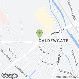 Map of Right4Staff in Caldewgate, Carlisle, cumbria