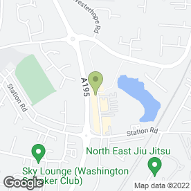 Map of Prestige Taxis in Washington, tyne and wear