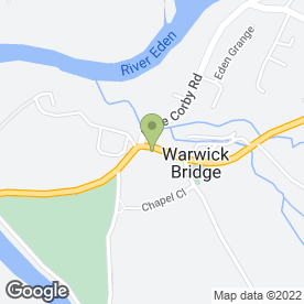 Map of Warwick Bridge School in Warwick Bridge, Carlisle, cumbria