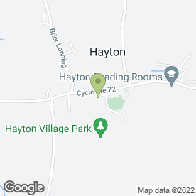 Map of Hayton C of E School in Hayton, Brampton, cumbria