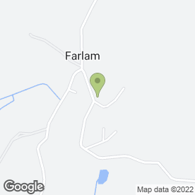 Map of AMP ELECTRICAL in Farlam, Brampton, cumbria