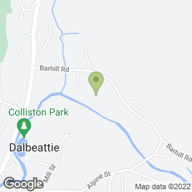 Map of Arb Tree Services in Dalbeattie, kirkcudbrightshire