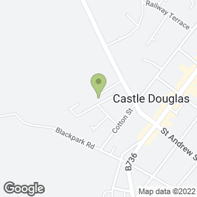 Map of 2 Clean 4 U 2 in Castle Douglas, kirkcudbrightshire