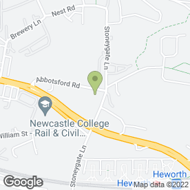 Map of Smiley Fabrications Ltd in Felling, Gateshead, tyne and wear