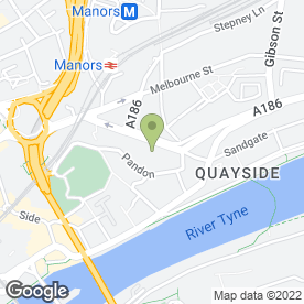 Map of Jesmond Property Repairs in Newcastle Upon Tyne, Tyne And Wear, tyne and wear