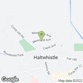 Map of PB Decor in HALTWHISTLE, northumberland