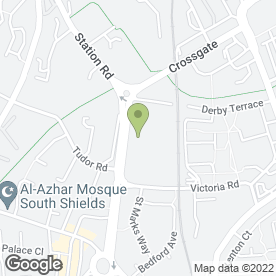 Map of Arndale Group of Companies in South Shields, tyne and wear