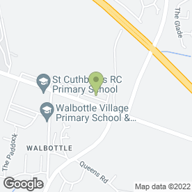 Map of Fenham Carpets & Beds in Walbottle, Newcastle Upon Tyne, tyne and wear