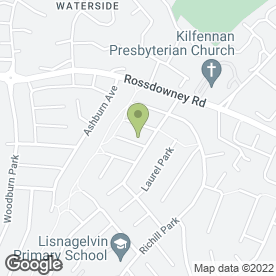 Map of Derry Plumbing in LONDONDERRY, county londonderry