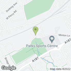 Map of Park Farm Catering Company Limited in North Shields, tyne and wear