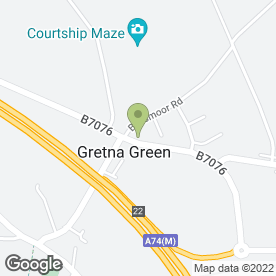 Map of Foodhall at Gretna Green in Gretna Green, Gretna, dumfriesshire