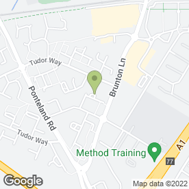 Map of S & R Plastering Contractors in Kingston Park, Newcastle Upon Tyne, tyne and wear