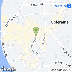 Map of Frame-It in Coleraine, county londonderry