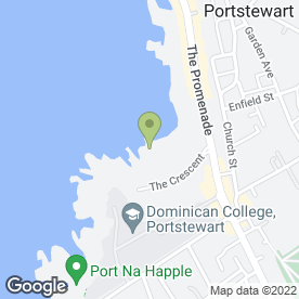 Map of NORTH COAST PROPERTY MANAGEMENT in Portstewart, county londonderry