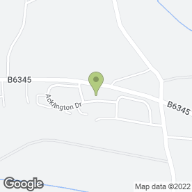 Map of DJ Joinery in Acklington, Morpeth, northumberland