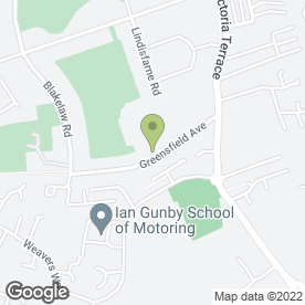 Map of Roseworth Private Hire Taxi in Alnwick, northumberland