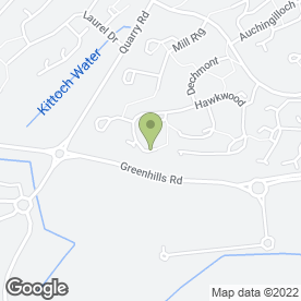 Map of Joan Wilson in East Kilbride, Glasgow, lanarkshire