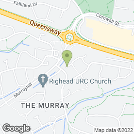 Map of Childminder in East Kilbride, Glasgow, lanarkshire