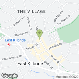 Map of Zucca Ristorante Ltd in East Kilbride, Glasgow, lanarkshire