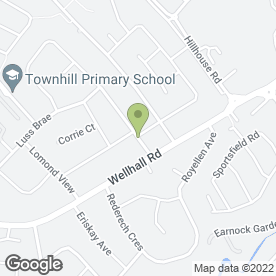 Map of KWPI Ltd in Hamilton, lanarkshire