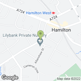 Map of REMAR ASSOCIATION UK in Hamilton, lanarkshire
