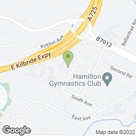 Map of B & B Autocare in Glasgow, lanarkshire