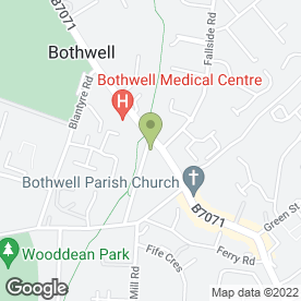 Map of Rapid PC & Laptop Repair in Bothwell, Glasgow, lanarkshire