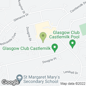Map of Dr Purnendu Chakrabarti in Glasgow, lanarkshire