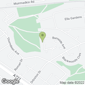 Map of JC Decorator in Bellshill, lanarkshire