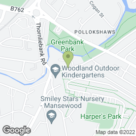Map of FRIEL SECURITY in Glasgow, lanarkshire