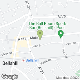 Map of Good Date in Bellshill, lanarkshire