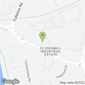 Map of Nightfreight (GB) Ltd in Glasgow, lanarkshire