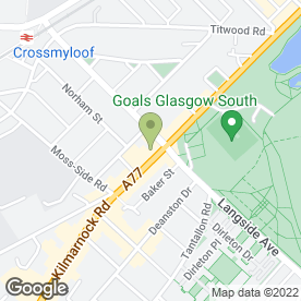 Map of DI Maggio's - Shawlands in Glasgow, lanarkshire