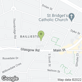 Map of Multimedia Integrated Solutions Ltd in Baillieston, Glasgow, lanarkshire