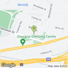 Map of Scottish Association for Mental Health in Glasgow