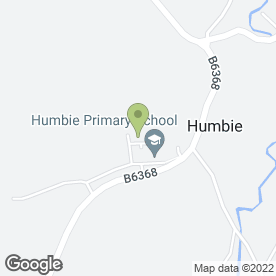 Map of Alternative Decor in Humbie, east lothian