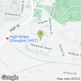 Map of Smart Move Estate Agents (Scotland) Ltd in Glasgow, lanarkshire