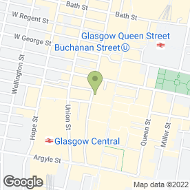 Map of Spyguard Ltd in Glasgow, lanarkshire
