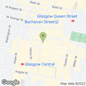 Map of Globalwhiskyshop.Com Ltd in Glasgow, lanarkshire
