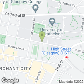 Map of Swinton Home Insurance - Glasgow in Glasgow, lanarkshire