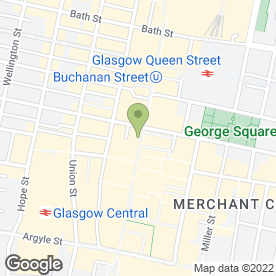 Map of Phones 4U Ltd in Glasgow, lanarkshire
